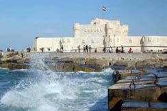 Alexandria Day Trip: Kom El Shokafa, Pompeii's Pillar and the Montaza Palace