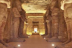 8 Day tour package from Cairo to Abu Simbel and Back by train